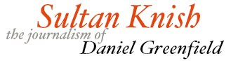 Daniel Greenfield / Sultan Knish articles