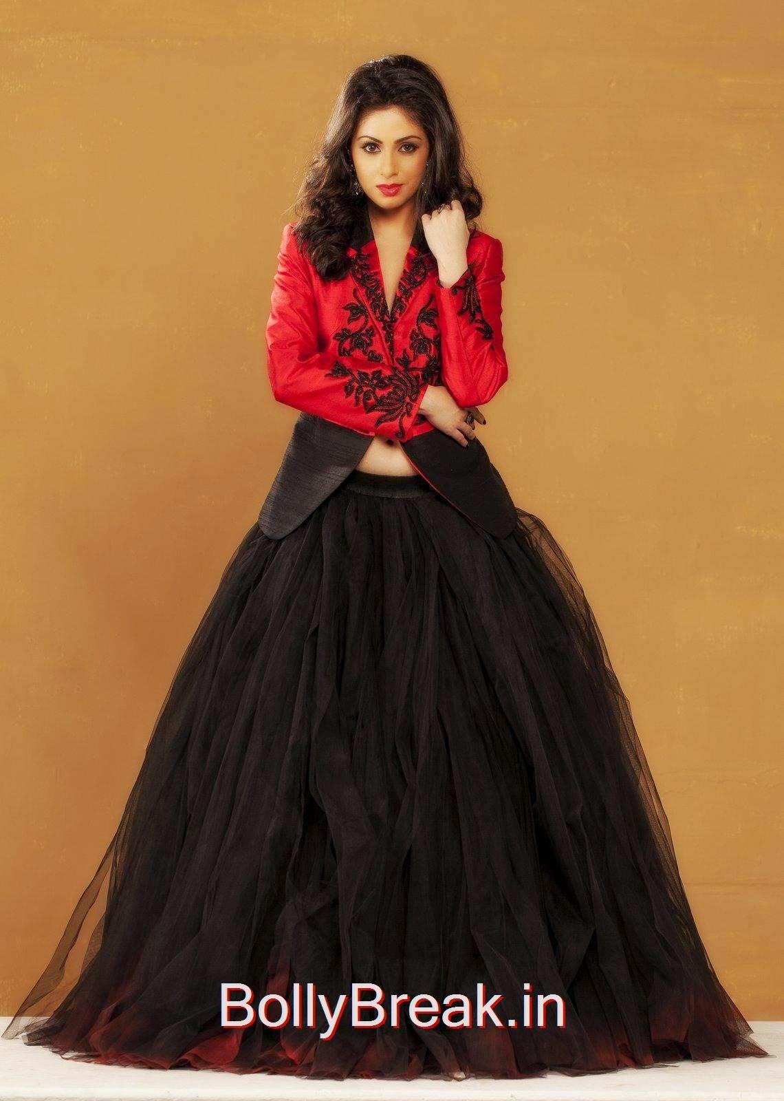Sada Photoshoot Stills, Hot HD Images Of Sada In Red & Black Dress