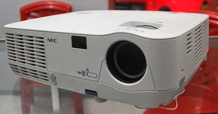 harga proyektor Nec NP110 malang