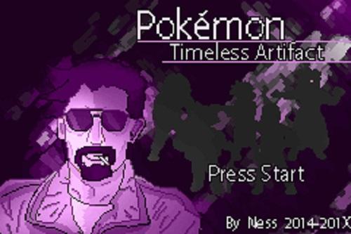 Pokemon Timeless Artifact