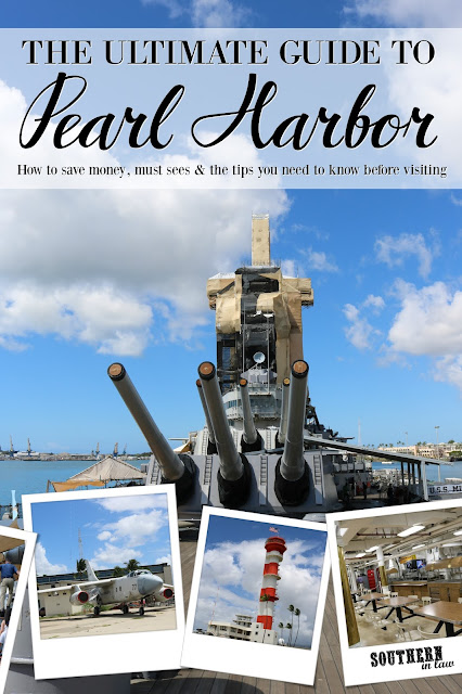 The Ultimate Guide to Pearl Harbor, Hawaii  Budget tips for how to save money on Pearl Harbour Tours, What You Need to See and Tips You Need to Know Before Visiting