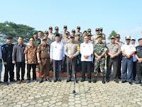 Polda Lampung Gelar Apel Tiga Pilar di Tanggamus
