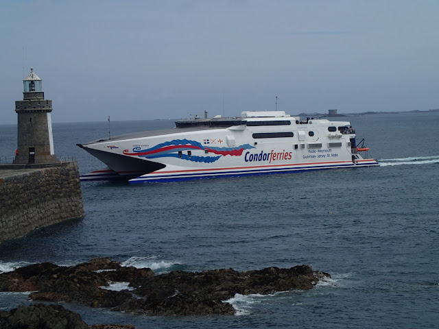 Fast Ferry To Channel Islands