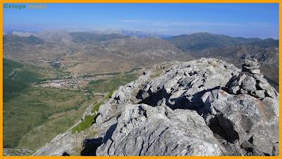 Ruta de montaña desde Fontún de la Tercia con la ascensión al Pico Fontún y Machamedio