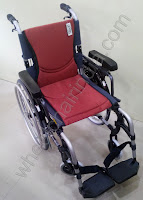 Karma S Ergo 305 Wheelchair