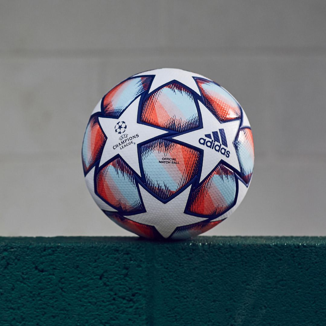 Adidas 20-21 UEFA Champions League Fußball veröffentlicht ...