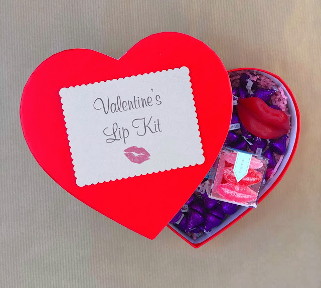 Valentine's Day Lip Kit Care Package | www.jacolynmurphy.com
