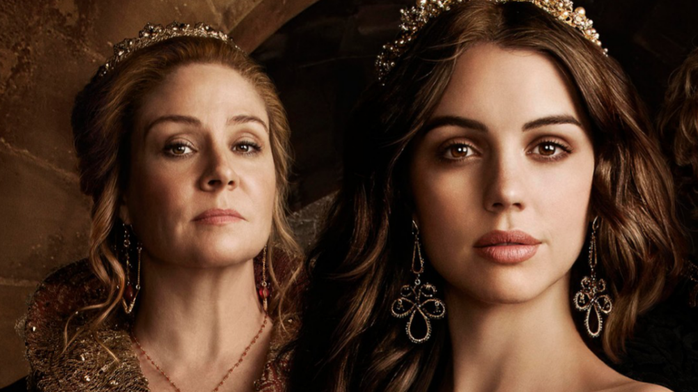 Reign Reign Megan Follows Catherine de' Medici Adelaide Kane Mary, Queen of Scots The CW