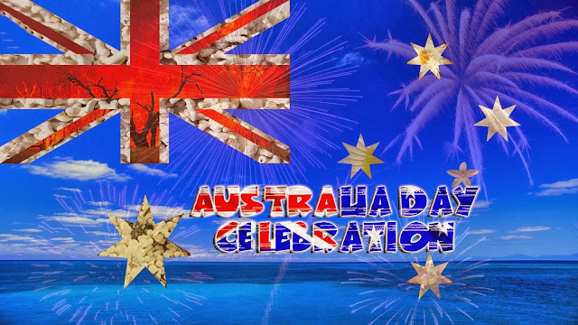 Australia Day 2017 Animated Gif