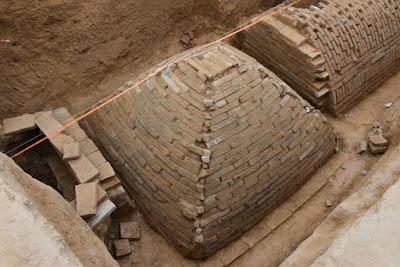 Πυραμιδικοί τάφοι στην Κίνα;
