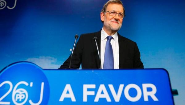 Rajoy iniciará diálogos para intentar formar un nuevo gobierno
