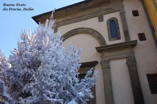 Pescia, Italy, Christmas, markets