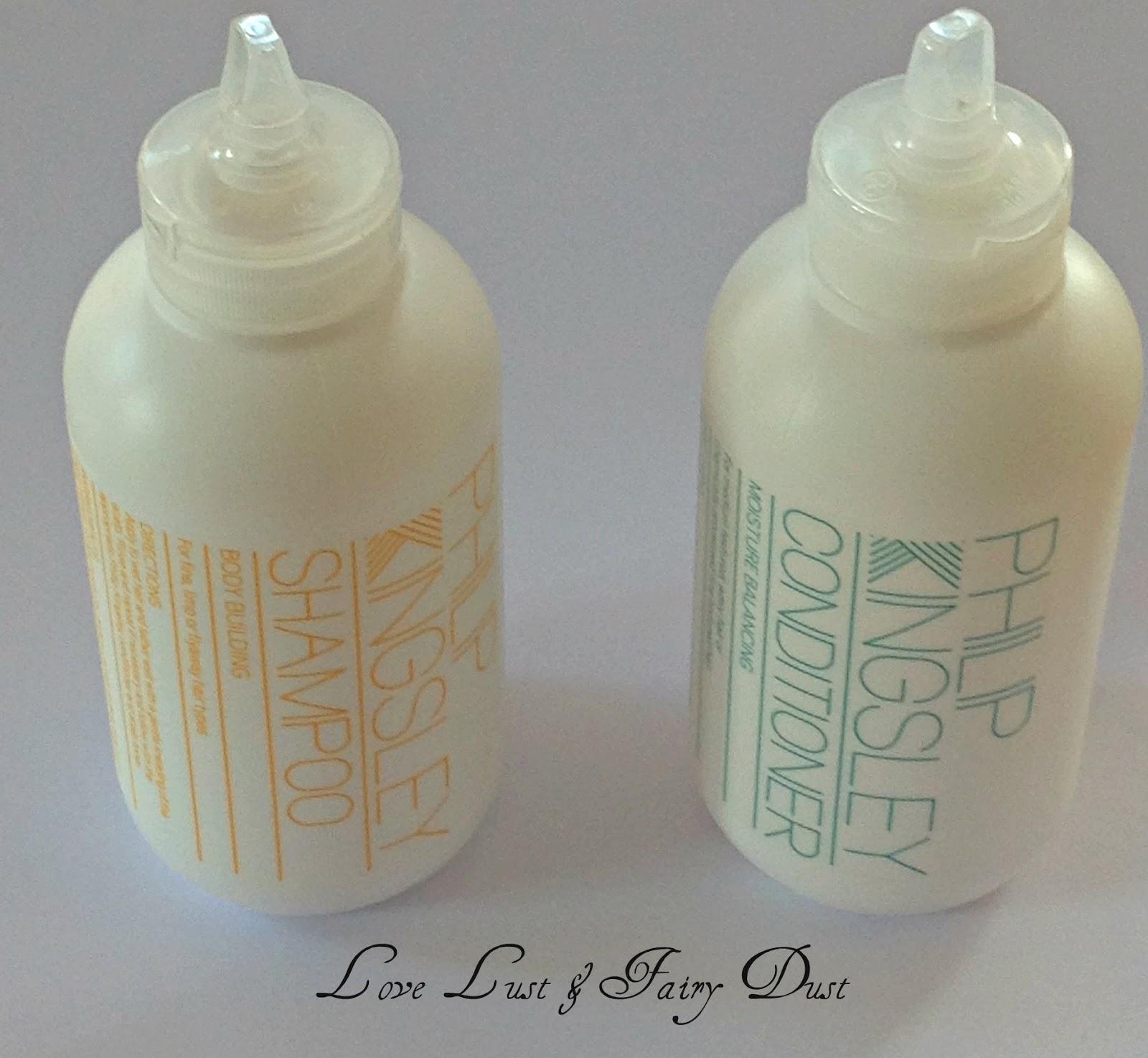 Philip Kingsley Body Building Shampoo & Conditioner