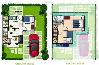 Sophie Model House - Lancaster New City Floor Plan