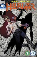 DC Renascimento: Hellblazer #20
