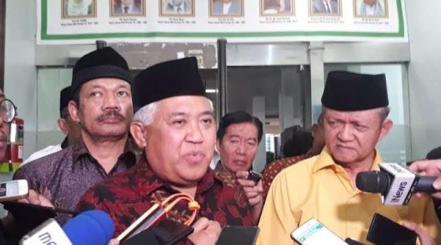 Din Syamsuddin: Gerakan #2019GantiPresiden Tak Boleh Dihalang-halangi