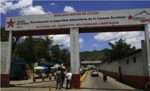 Opinión - Caracas  El desastre del Mercado Mayor de Coche 997dac66d7a