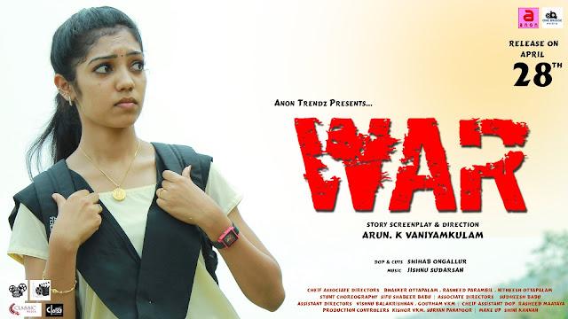 Malayalam Short Film 2016 War Women Against Rape New Malayalam Short Movie Story Screenplay Direction Arun K Vaniyamkulam Banner Anon Trendz
