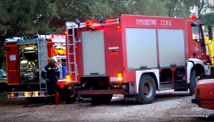 Πυροσβεστική: 50 πυρκαγιές σε 8 μέρες!