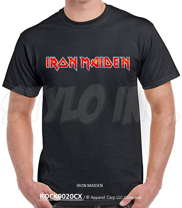 ROCK0020CX IRON MAIDEN