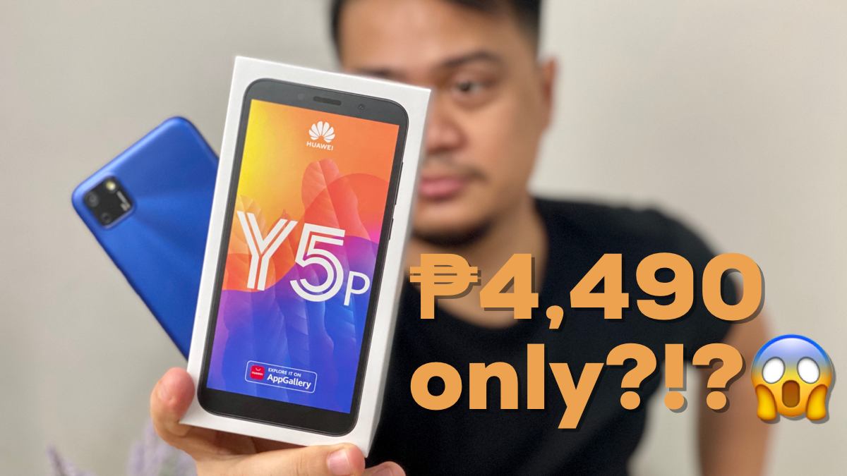 Huawei Y5P Unboxing Video: Super Affordable Performer!
