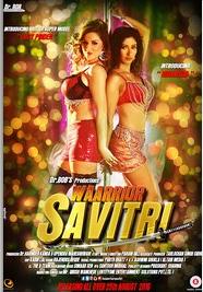 Waarrior Savitri (2016) Hindi DVDRip 700MB