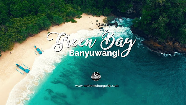 green bay beach banyuwangi - mt bromo tour guide