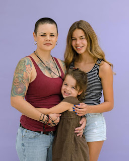 Fotos de madres punk