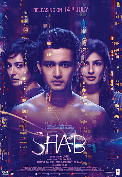 Poster of Shab 2017 Full Movie [Hindi-DD5.1] 720p DVDRip ESubs Download