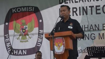 KPU Bolmong Tetapkan Anggota PPK, Berikut Nama-namanya.