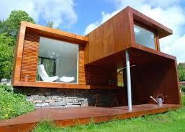 10 Desain Rumah Semi Permanen Minimalis Terbaru 2018 4