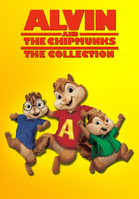 Alvin And The Chipmunks Coleccion DVD R1 NTSC Latino + CD