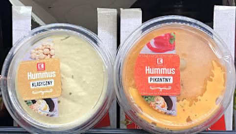 Hummusy, Kaufland