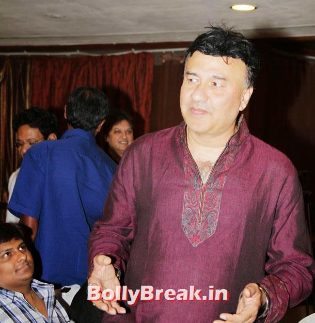 Anu Malik, Payal & Sangram at Tehzeeb E Gango Jaman Mushaira