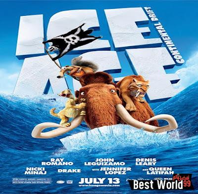 2012 Ice Age 4 Continental Drift