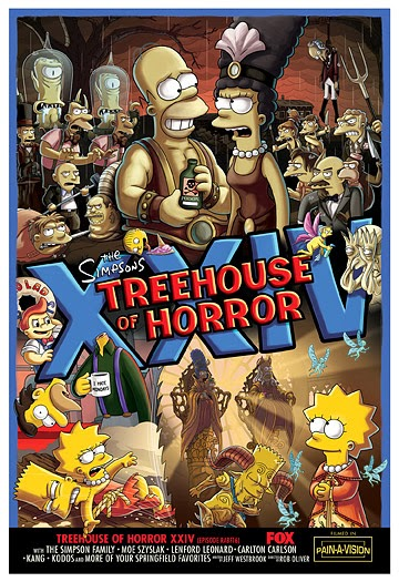 the simpsons treehouse of horror xxii online dating