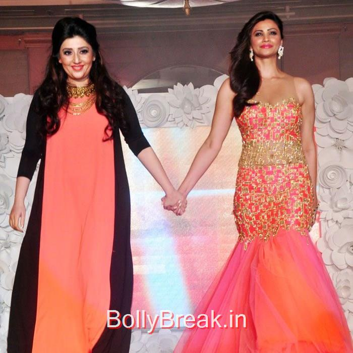 Archana Khochar, Daisy Shah, Celebs Walk the Ramp at 'Main Tamanna 2' First Look Launch