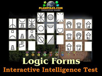 Logic Forms Game