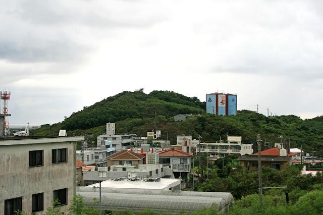 渡橋名グスクの写真