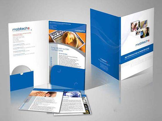 Thiết kế kẹp file công ty đẹp - In kẹp file tài liệu giá rẻ, chuyên nghiệp tại Hà Nội Mobitechs