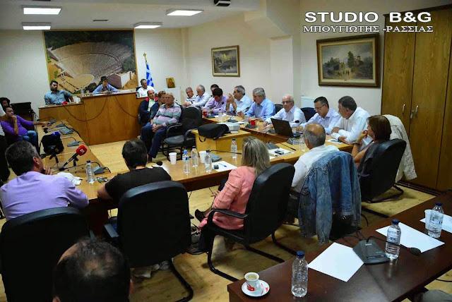 Συνεδριάζει το  Δημοτικό Συμβούλιο Δ. Επιδαύρου στις 2 Μαϊου