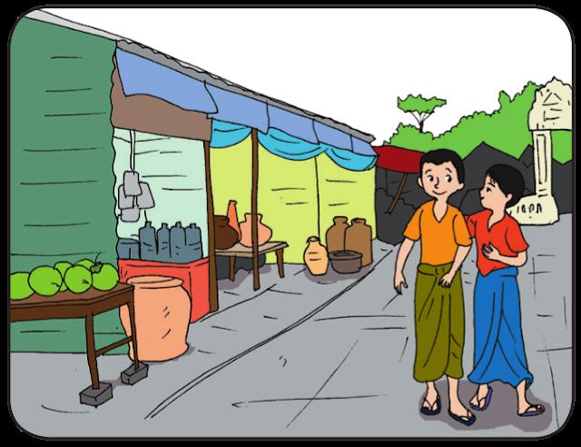 kehidupan budaya masyarakat myanmar