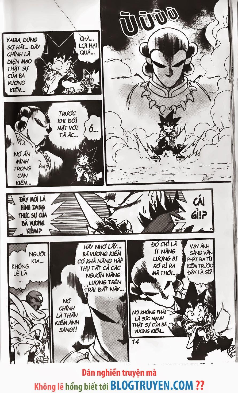 Yaiba chap 233 trang 15