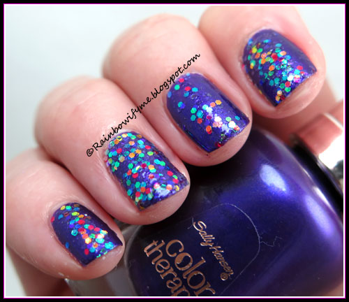 Sally Hansen Color Therapy ~ Indiglow