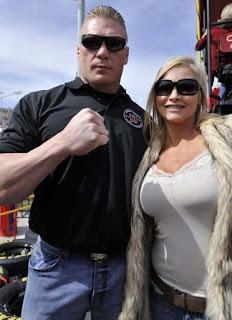 Brock Lesnar GirlFriend