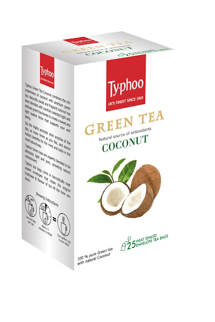 green tea coconut 2