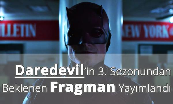 Daredevil 3. Sezon Fragman