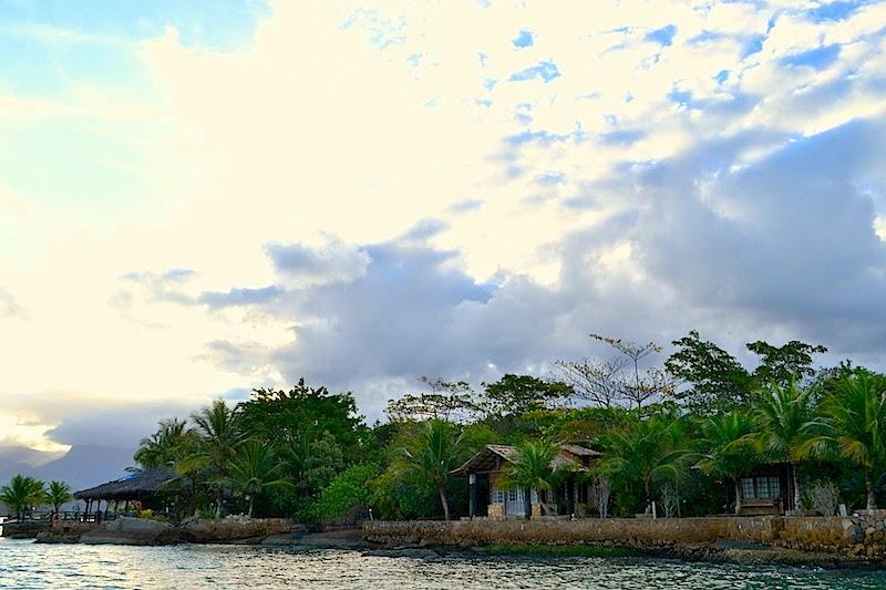 Ilhas com restaurantes