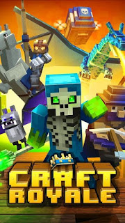 Craft Royale – Clash of Pixels Modded Apk 1.1.4 Offline Download For Android Mobile