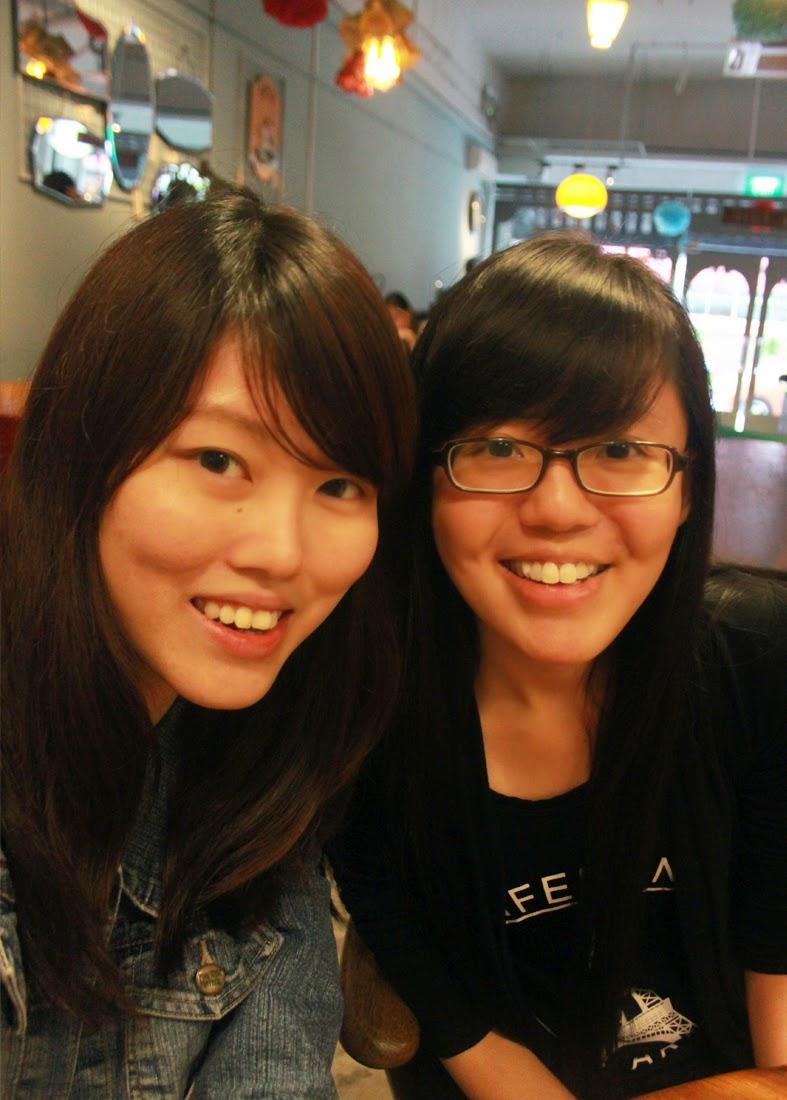 amiehu & the glob sister